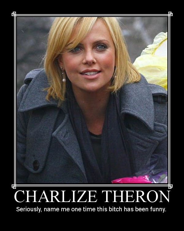 Charlize Theron Questionable Acting Ability